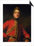 Lt Col Morrison of the 7th Dragoon Guards