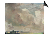 Study of Clouds  1825