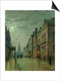 Park Row  Leeds  1882