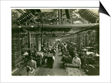 Axminster Weaving  Carpet Factory  1923