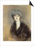 Portrait of Lucette  c1913