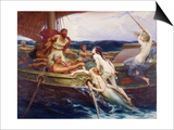 Ulysses and the Sirens  1910