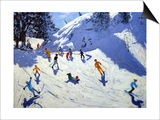The Gully  Belle Plagne  2004