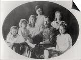 The Family of Tsar Nicholas II (1868-1918)