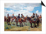 Soldiers on Horseback