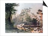 View of El Castillo  1844