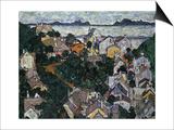Summer Landscape; Sommerlandschaft  1917