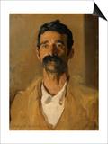 Study of a Sicilian Peasant  1907
