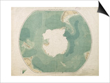 South Polar Chart  1901
