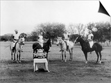 Polo Players in Andra Pradesh  South India