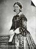 Florence Nightingale  C1860