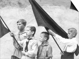 Young Pioneers  Berlin  Germany  1930