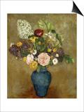 Vase of Flowers; Vase De Fleurs