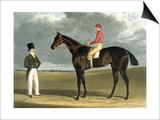'Birmingham'  Winner of the St Leger  1830  Engraved by RG Reeve  1831