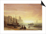 The Fishing Fleet  1862