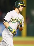 Sep 26  2014: Arlington  TX - Oakland Athletics v Texas Rangers - Josh Reddick