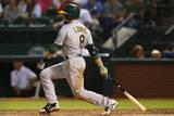 Sep 26  2014: Arlington  TX - Oakland Athletics v Texas Rangers - Jed Lowrie
