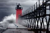 Hurricane Sandy in South Haven