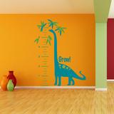 Growing Dino Measurement