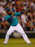 Sep 26  2014: Seattle  WA - Los Angeles Angels of Anaheim v Seattle Mariners - Fernando Rodney