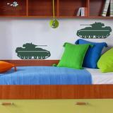 Bradley Fighter Tanks Green