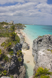 Tulum Ruins along Th Coast