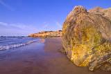 Mexico  Gulf of California  Baja California Sur  View of Sandy Beach