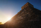 Sunrise at Chichen Itza  Mexico