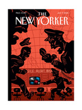 The New Yorker Cover - July 9  2001