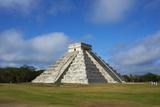 Mexico  Yucatan  Chichen Itza  Pyramid El Castillo