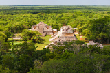 Ek Balam Ruins  Yucatan  Mexico