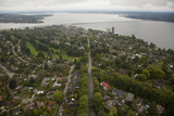 Seattle and Lake Union from Above