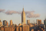 Usa  New York State  New York City  Cityscape with View at Empire State Building