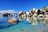 East Shore, Lake Tahoe, NV Papier Photo par Stevedunleavy.com