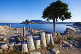 Kos  Kefalos Bay  Agios Stefanos Church Ruins