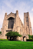 Rockefeller Chapel  University of Chicago Campus