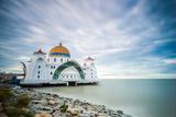Still - the Straits Mosque  Malacca