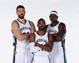 Memphis Grizzlies Media Day