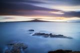 Rangitoto Pre-Dawn from North Head  Devonport