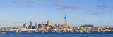 Auckland City Skyline & Waitemata Harbour