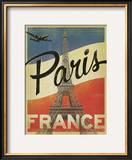 Paris  France (Flag)