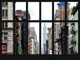 Window View - 401 Broadway - Manhattan - New York City