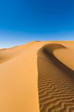 Desert Dunes  Sahara Desert  Libya
