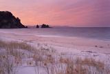 Otama Beach Sunset Afterglow