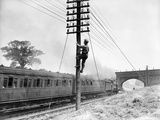 Climbing the Pole