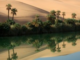Umm-Al-Maa  Libyan Sahara