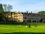 The University of Oxford - Architecture & Building - Oxford - UK - England - United Kingdom