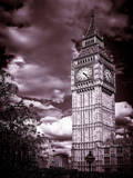 Big Ben - City of London - UK - England - United Kingdom - Europe - Color-Tone Photography