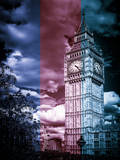 Big Ben - City of London - UK - England - United Kingdom - Europe - MultiColor-Tone Photography