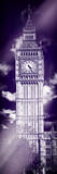 Big Ben - City of London - UK - England - United Kingdom - Europe - Photography Door Poster